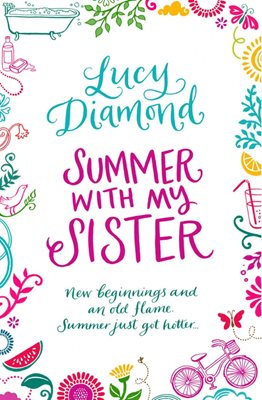 Book cover for Summer With My Sister